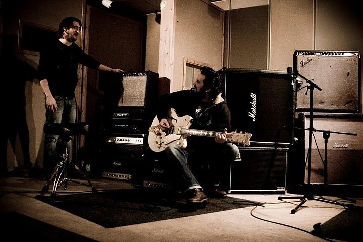 BBR loves studio recording time!