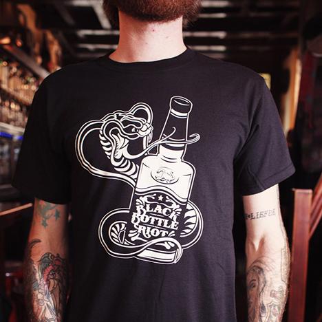 Men's Shirt (Snake)