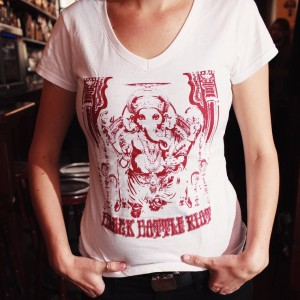 Women's Ganesha shirt S-M-L-XL €10